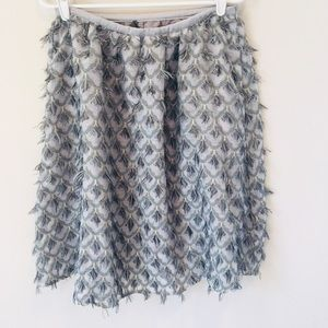 Anthropologie A-like skirt